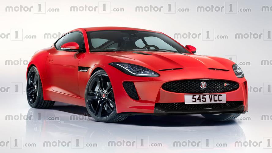 Así podría ser el nuevo Jaguar XK
