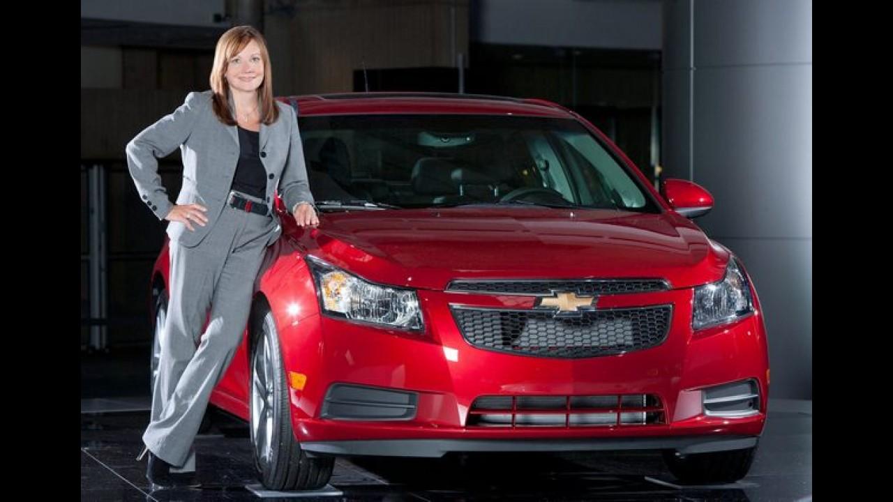 GM rejeitou proposta de mega fusão com a Fiat-Chrysler, diz jornal