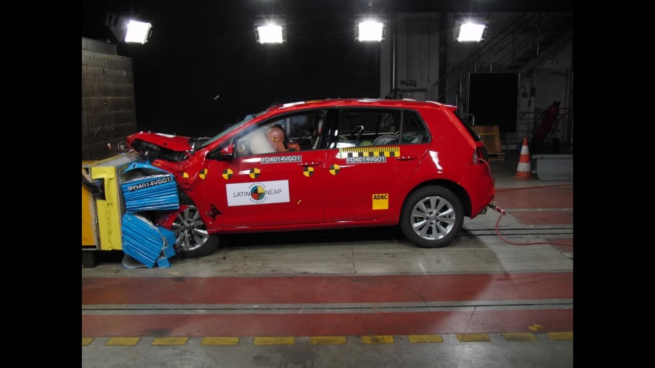 VW reconhece que LatinNCAP elevou segurança dos carros latino-americanos