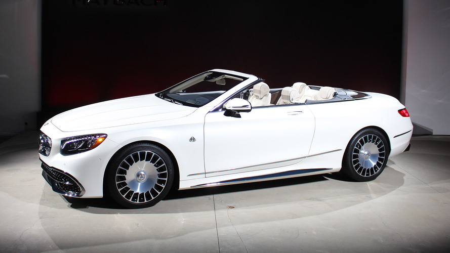 Mercedes-Maybach S650 Cabriolet em Los Angeles