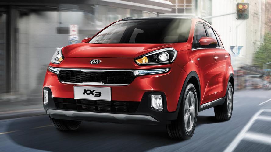 Kia descarta Stonic e trará SUV compacto KX3 ao Brasil