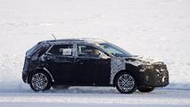 KIA SUV urbano 2017 fotos espía