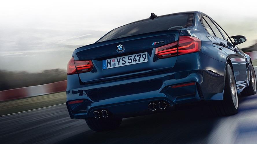 Makyajlı 2018 BMW M3