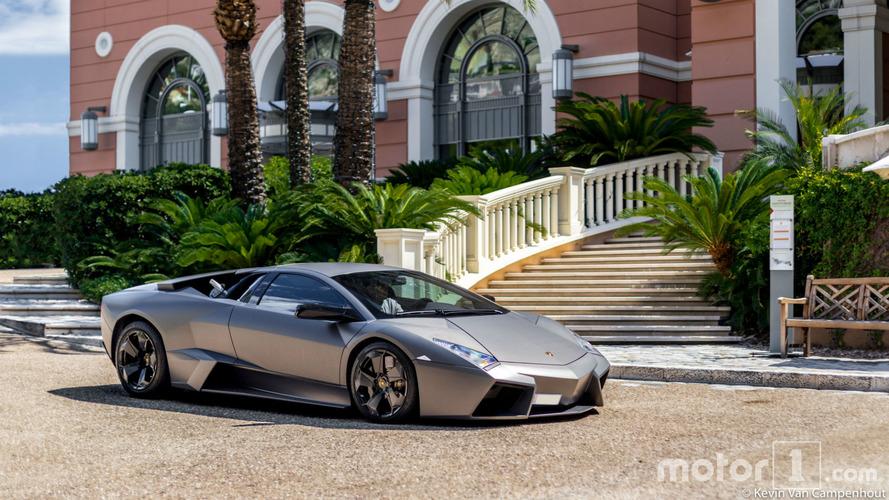 PHOTOS - Une très rare Lamborghini Reventón croisée à Monaco