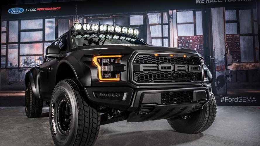 Ford at 2016 SEMA