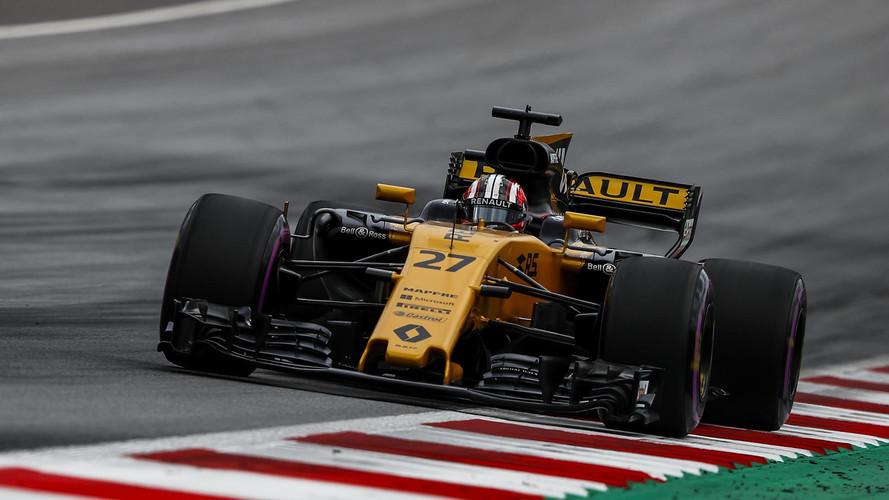 2017 F1 Austrian Grand Prix – Race Results
