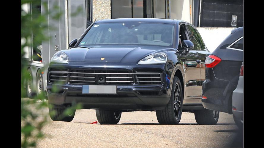 So kommt der Porsche Cayenne für 2018