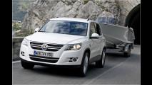 VW Tiguan: Neuer Einstieg