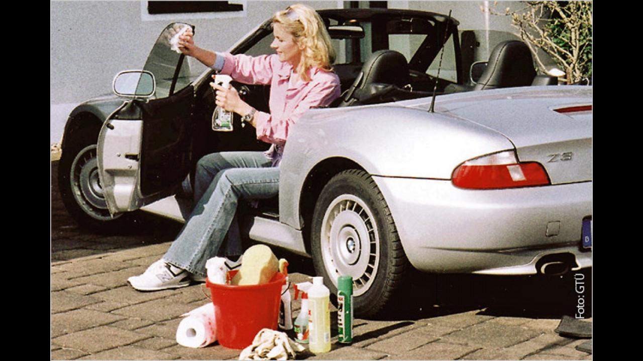 Automobiler Frühjahrsputz