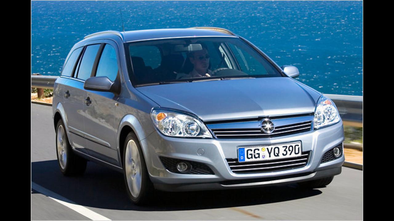Opel Astra Caravan 1.7 CDTI ecoFlex Edition DPF