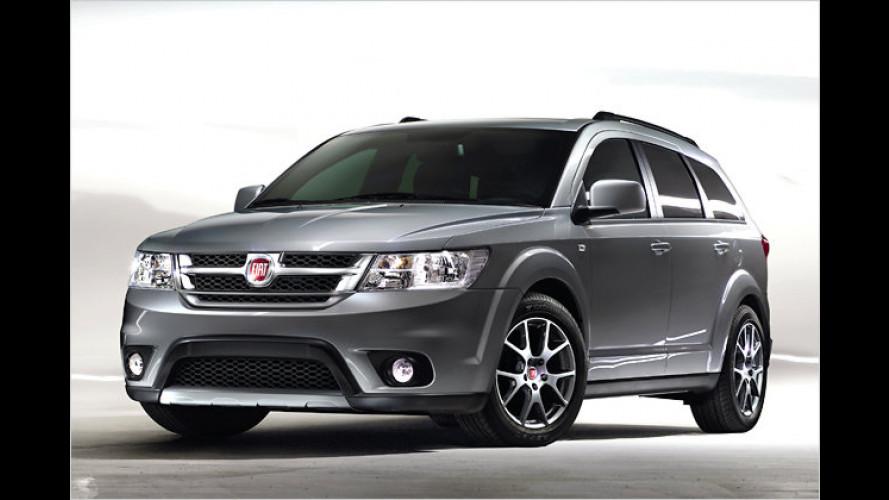 Fiat Freemont: Das große Umlabeln hat begonnen