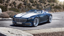Vision Mercedes-Maybach 6 Cabriolet Tasarım Yorumu