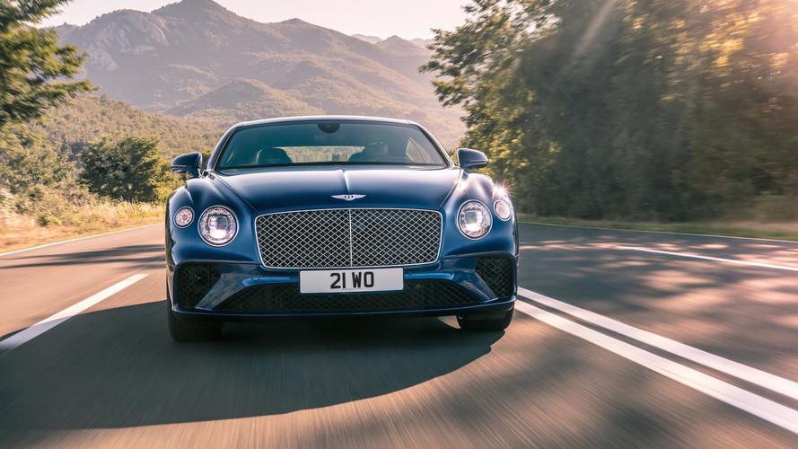 Bentley's Luxurious New 2018 Continental GT Unveiled