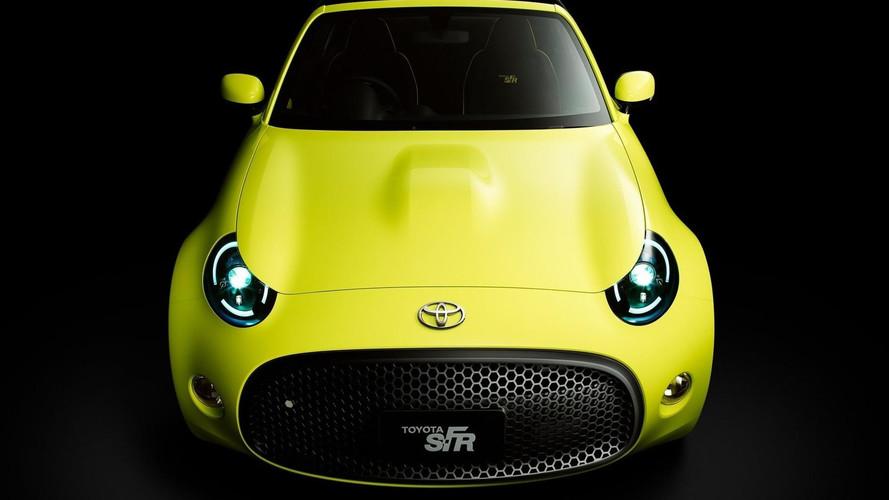 2015 - Toyota S-FR et S-FR Racing