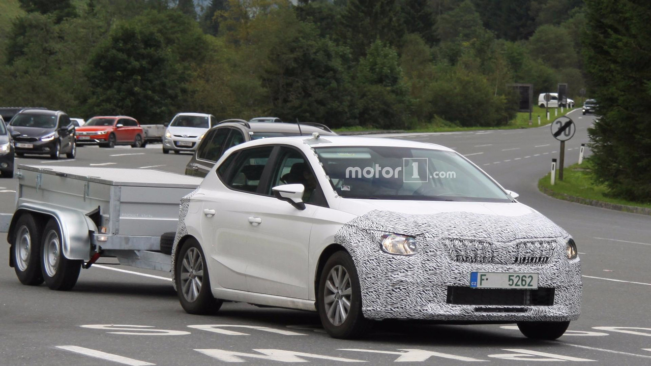 Posible Skoda Spaceback 2019