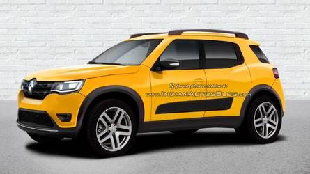 Segredo - Renault Kwid pode dar origem a mais três modelos