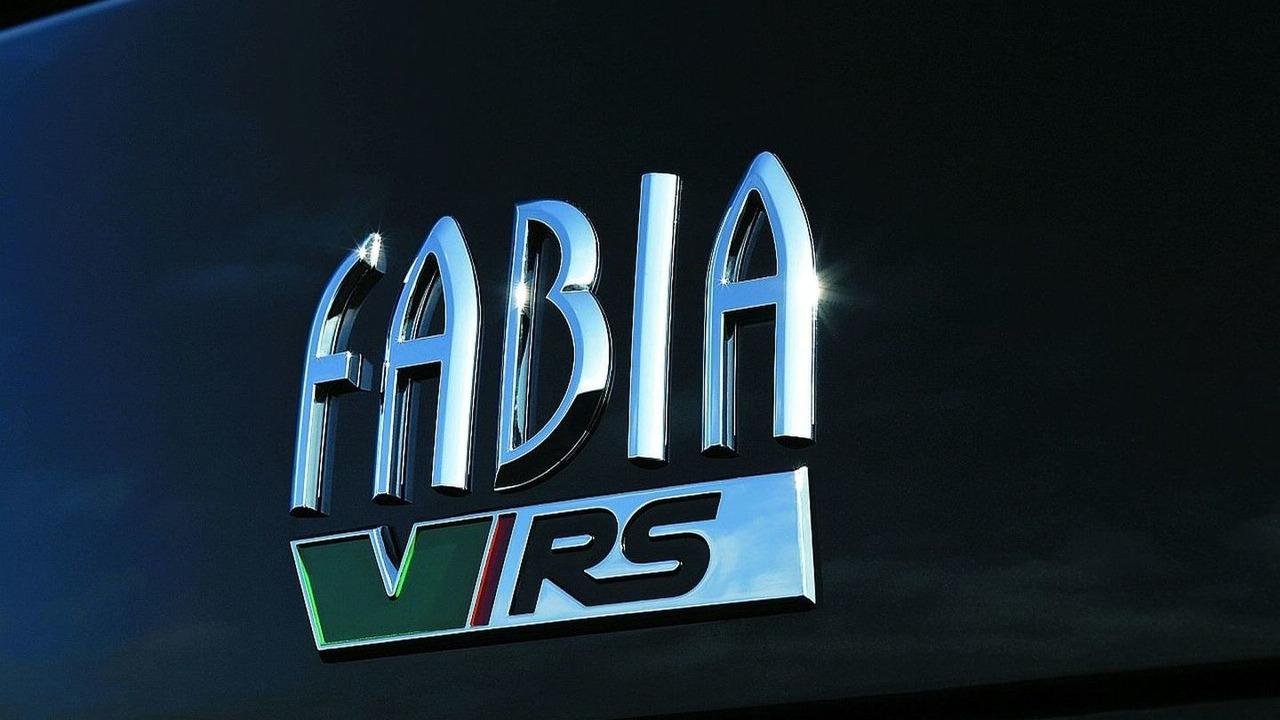 Skoda Fabia vRS
