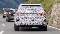Yeni 2019 Audi Q3 casus fotoğrafları