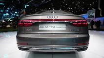 2018 Audi A8 canlı fotoğraflar