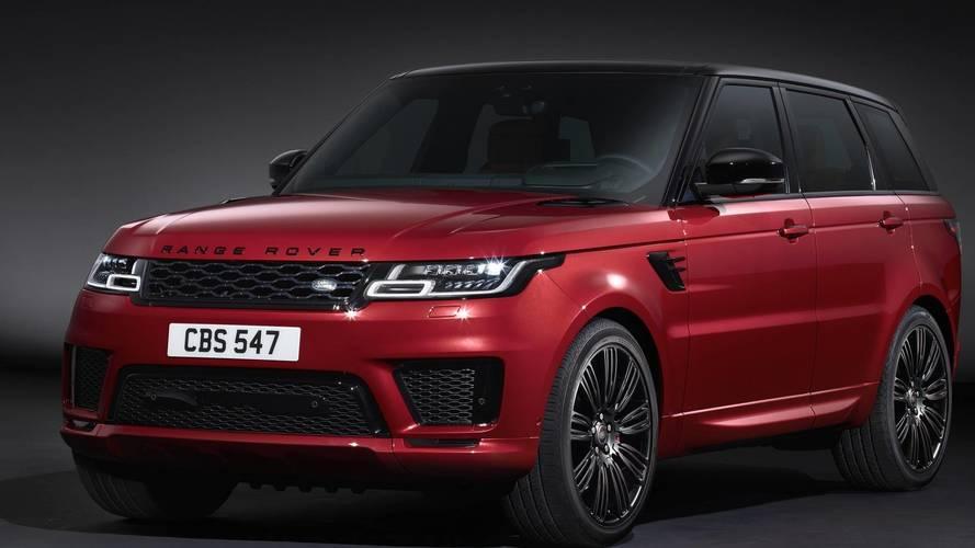 Range Rover Sport 2018 - Versões