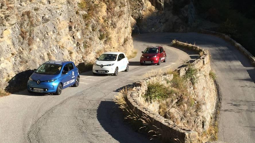 VIDÉO - Motor1.com au départ de l'eRallye Monte-Carlo avec Renault !