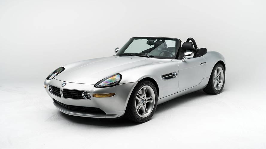 Sale a subasta el BMW Z8 de Steve Jobs y 350.000 euros te separan de él
