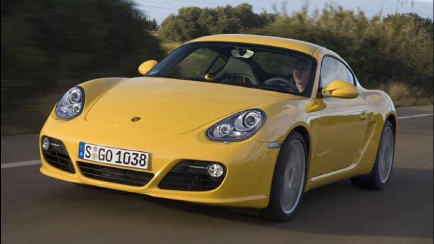 Porsche Cayman: quando l'usato è sportivo