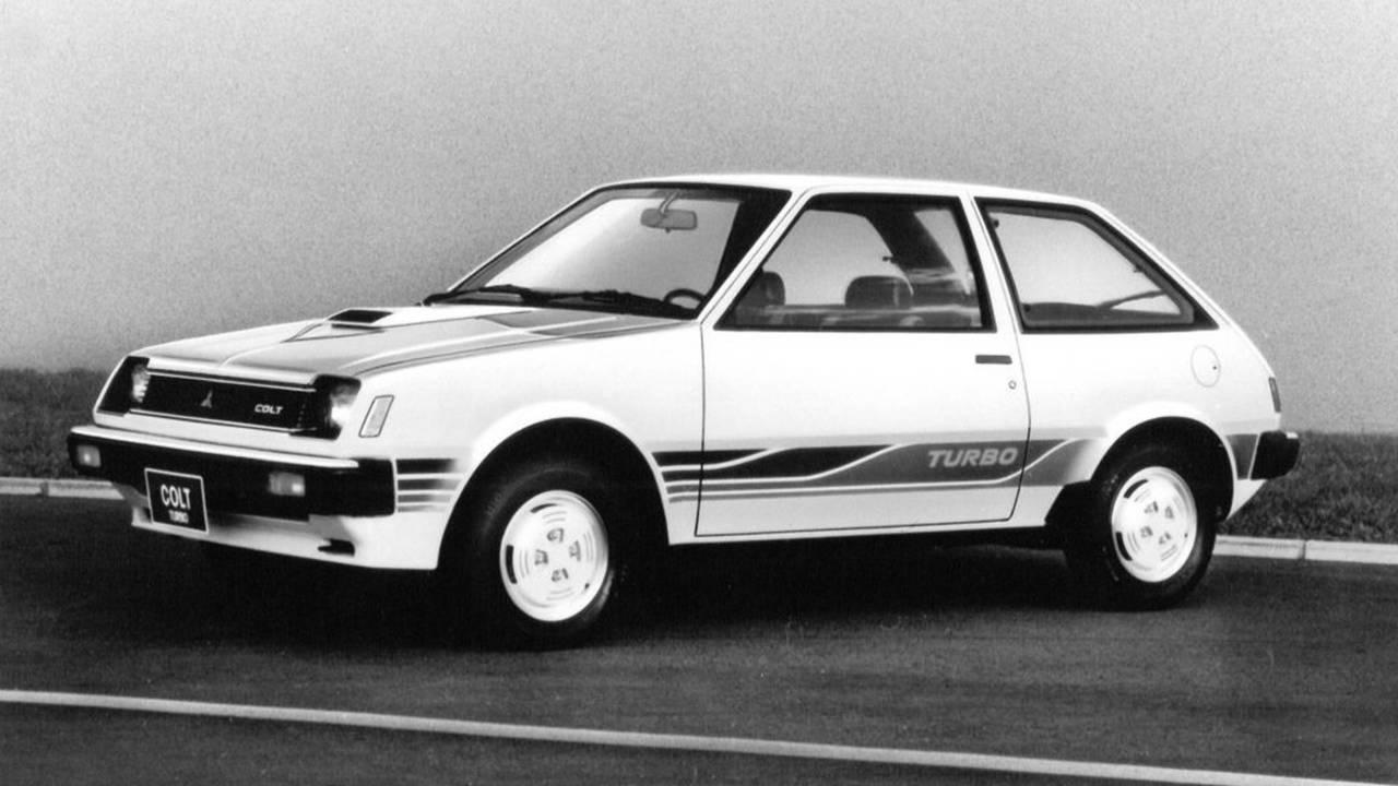 Mitsubishi Colt Turbo
