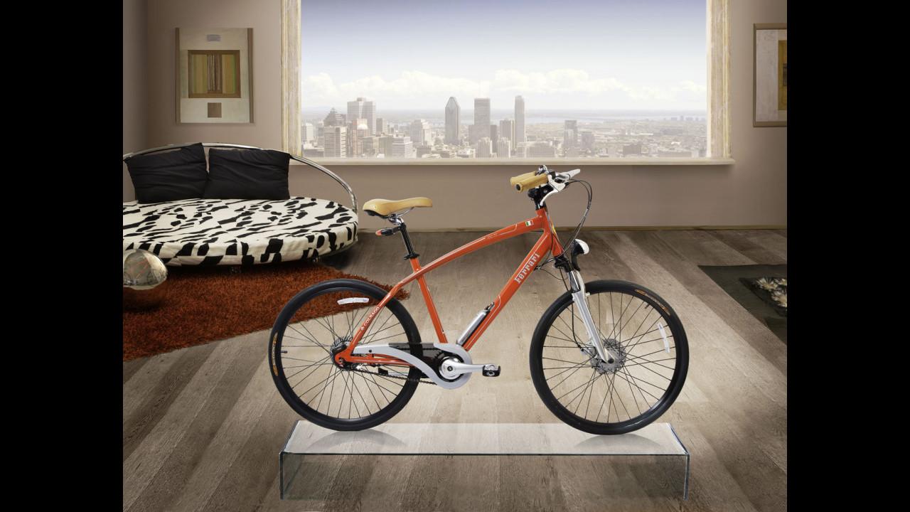 CX Bicycle Collection Ferrari