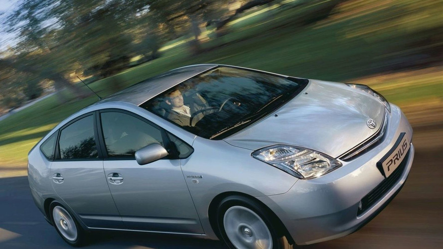 One Millionth Toyota Prius Sold