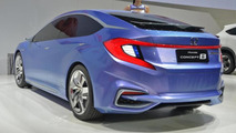 Honda Concept B at 2014 Beijing Motor Show