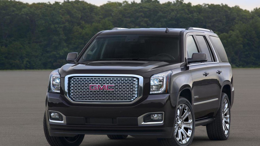 2015 GMC Yukon Denali revealed