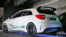2014 Mercedes-Benz A45 AMG PETRONAS Green Edition