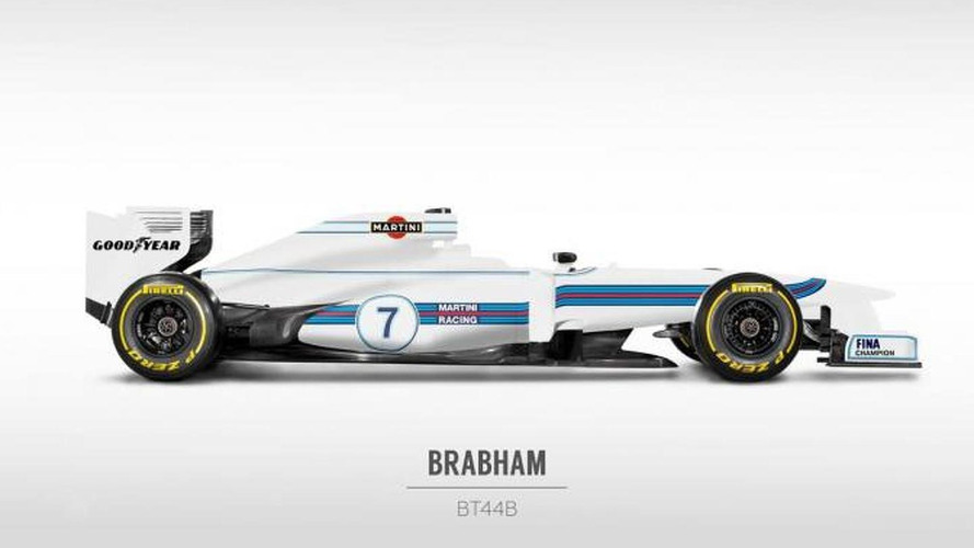 No Martini livery launch for Williams in Bahrain
