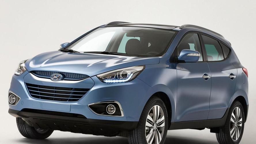 2013 Hyundai ix35 refresh announced