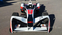 New Formula E front wing divides driver opinion