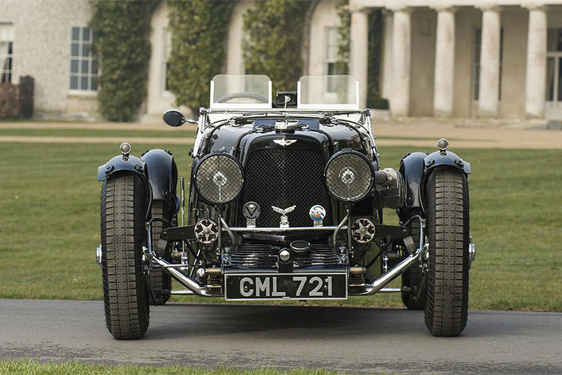 Rare 1935 Aston Martin Sells for $4.5 Million