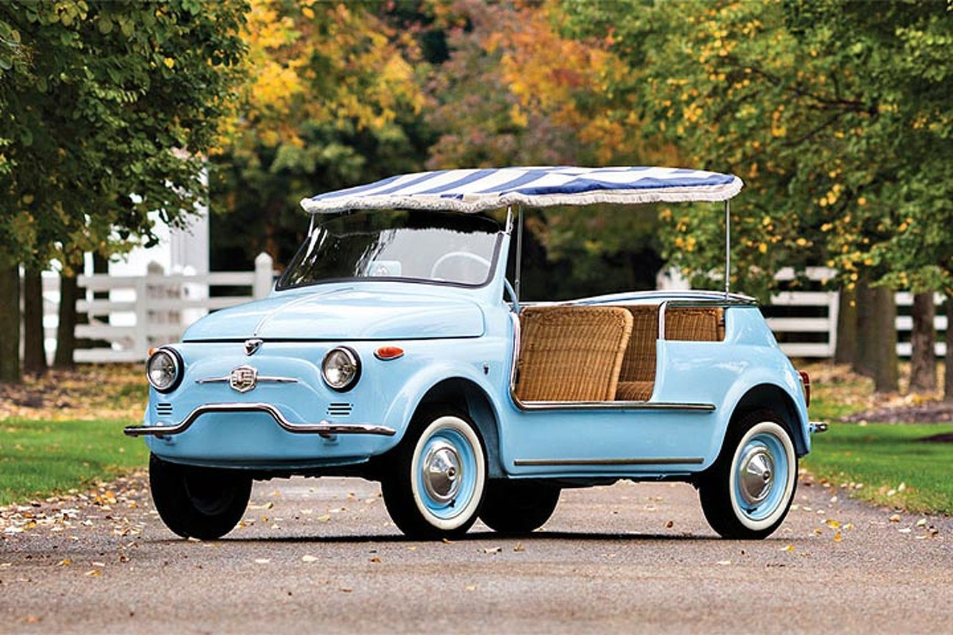 the classic fiat 500 jolly is making a comeback. Black Bedroom Furniture Sets. Home Design Ideas