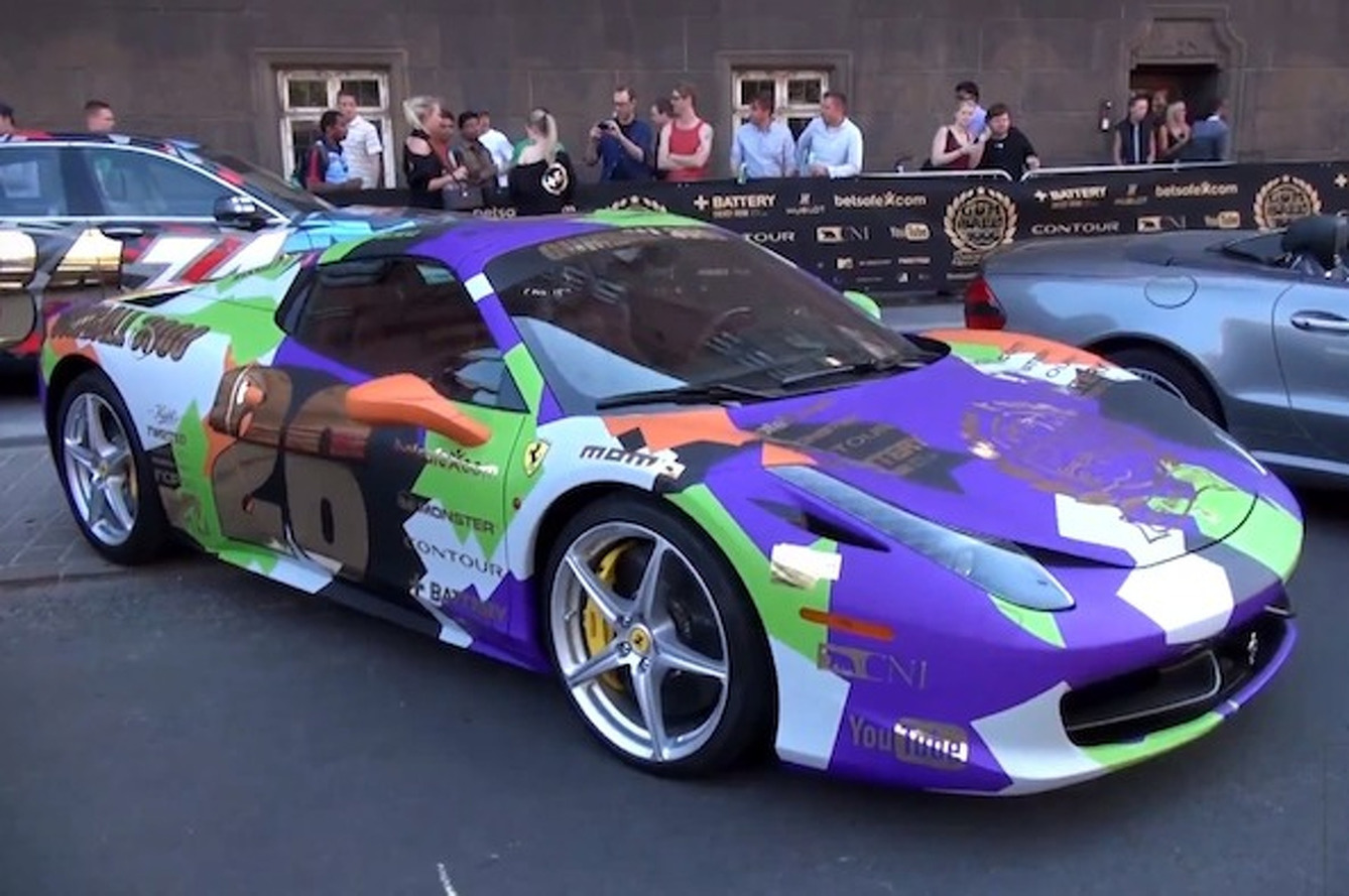 The Radical Rides of the 2013 Gumball 3000
