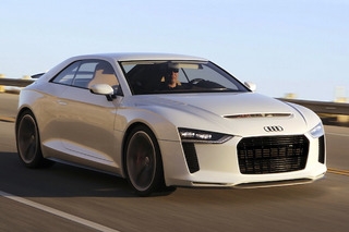 Audi Still Considering Sports Car Between TT and R8
