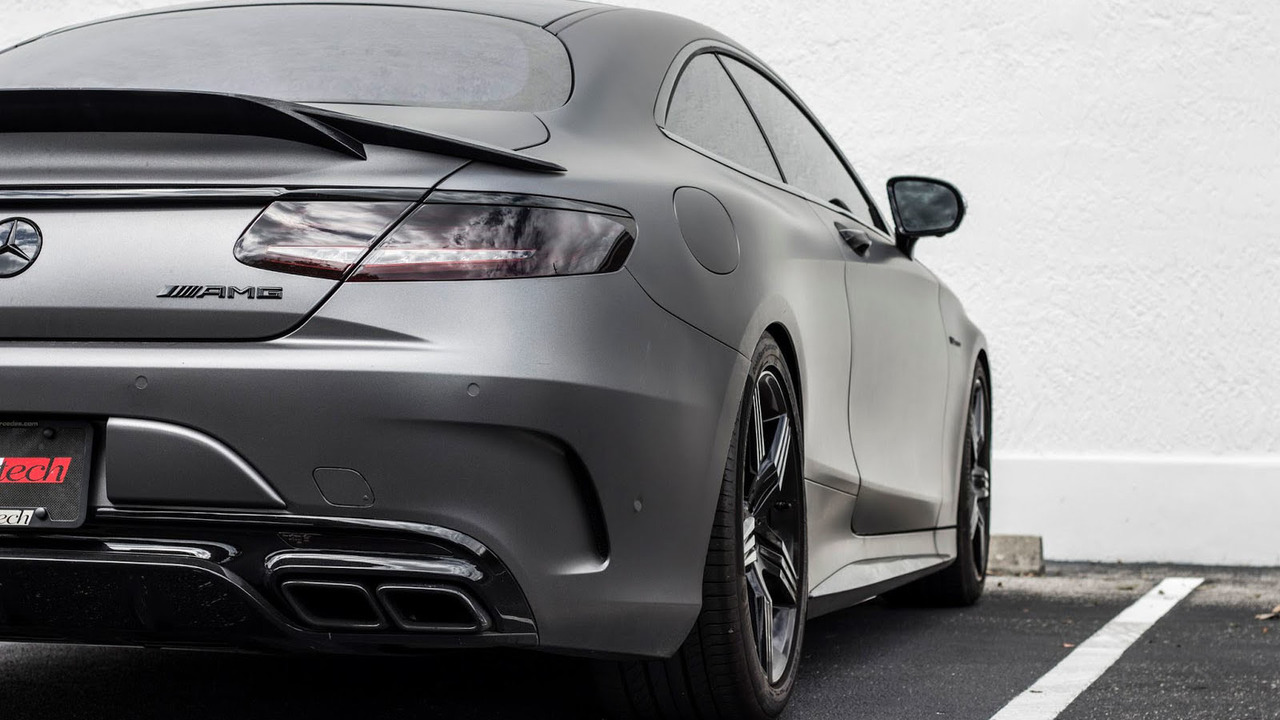 How Much Does A Lamborghini Cost In Dubai >> Renntech bumps the Mercedes S63 AMG Coupe to 708 hp