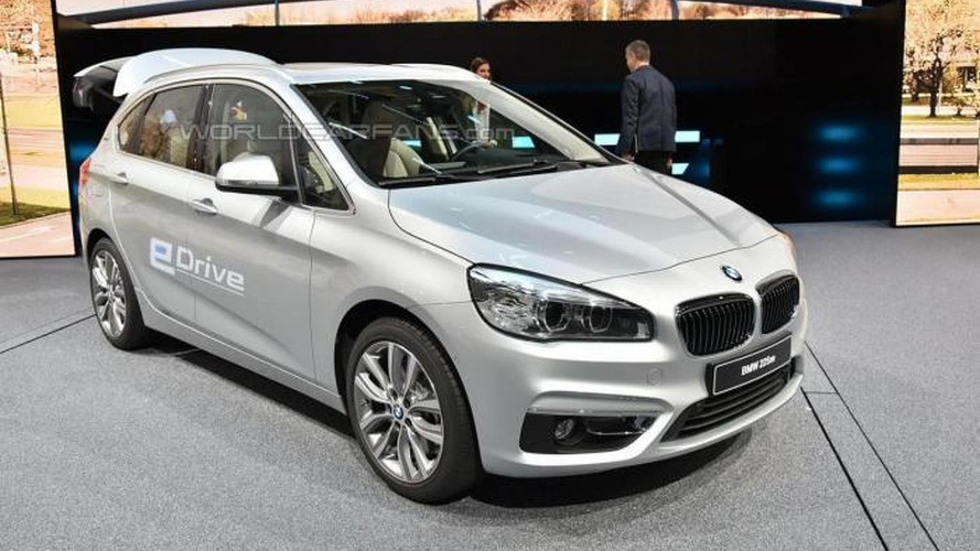 BMW 225xe packs a high-tech powertrain into a 2-Series Active Tourer body
