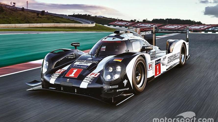 Porsche unveils 2016 LMP1 challenger