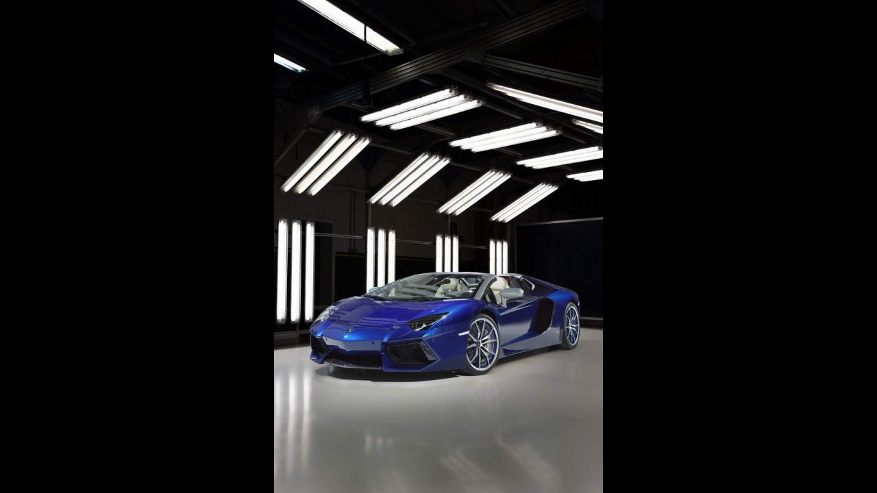 Lamborghini Aventador Roadster Ad Personam
