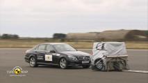 Euro NCAP prova i sistemi anti collisione
