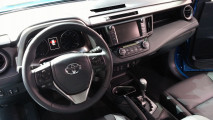 Toyota RAV4 Hybrid al Salone di New York 2015