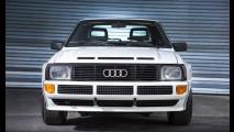 Audi Quattro Sport SWB Coupé