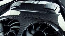 Volkswagen Golf GTi W12 Concept Engine