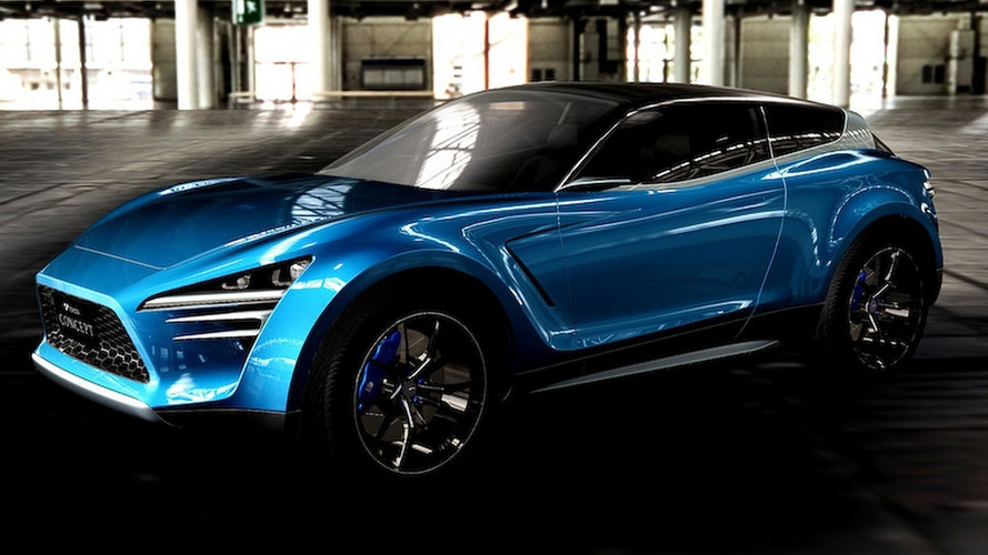 Toyota ViRA concept is a real Yaris, RAV4 mashup