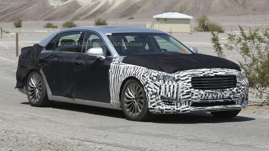 2017 Hyundai Equus KDM-spec confirmed for December reveal
